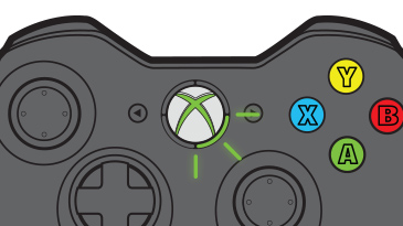 Hướng dẫn kết nối Xbox 360 Wireless Controller for Windows