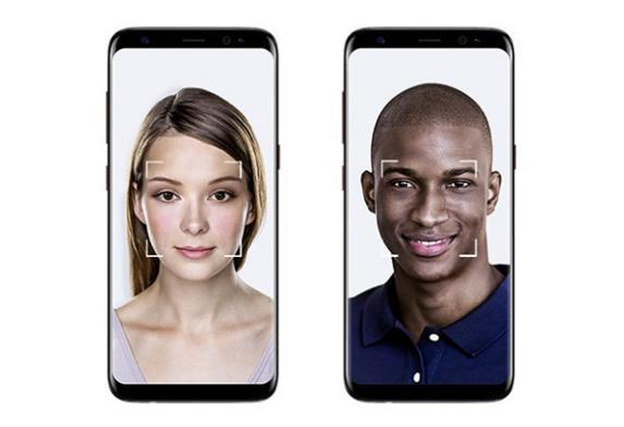 bao mat khuon mat Samsung Galaxy A8