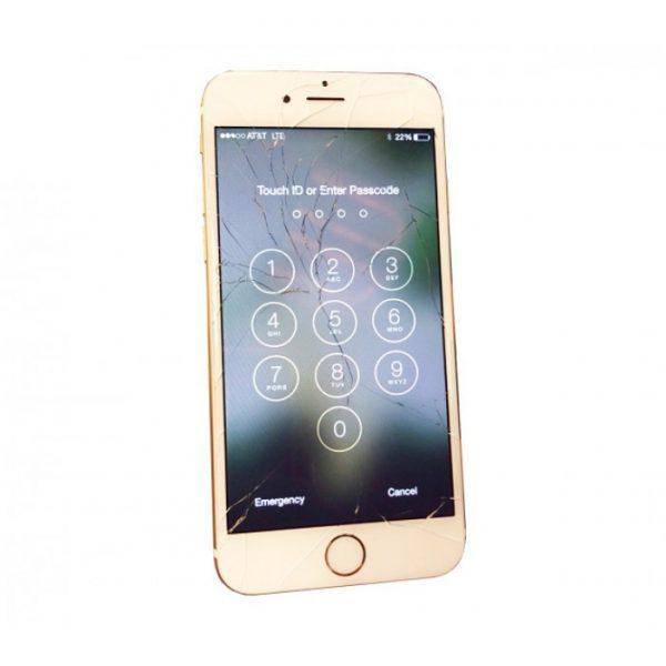 Bể vỡ màn hình (Thay kính màn hình) - iPhone 6 Plus