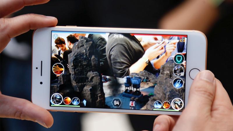 màn hình iPhone 8 Plus