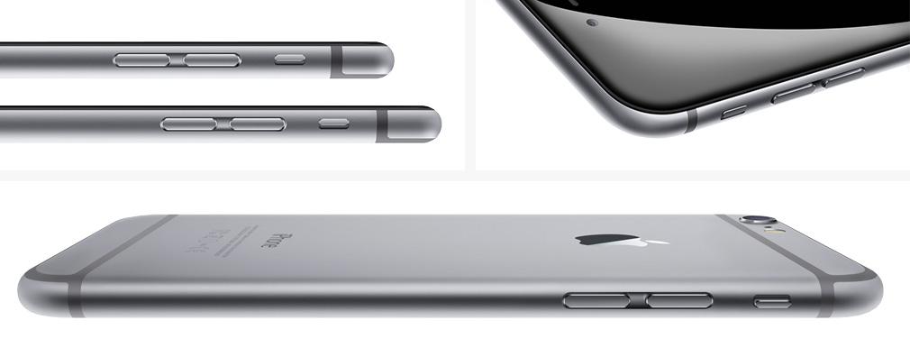 kích thước iPhone 6