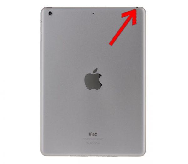 Lỗi cổng cắm tai nghe - iPad Air