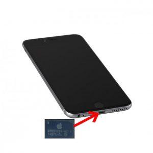 Lỗi không sạc (Lỗi IC nguồn) - iPhone 6