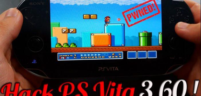 Các câu hỏi liên quan về việc hack PS Vita