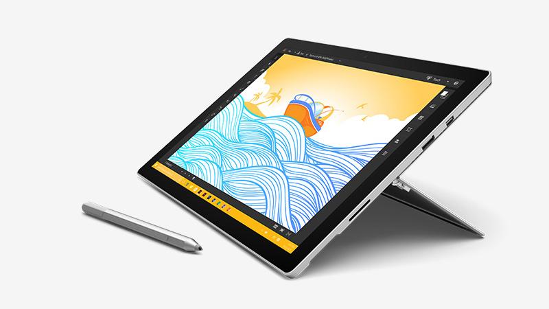 giá Microsoft Surface Pro 4