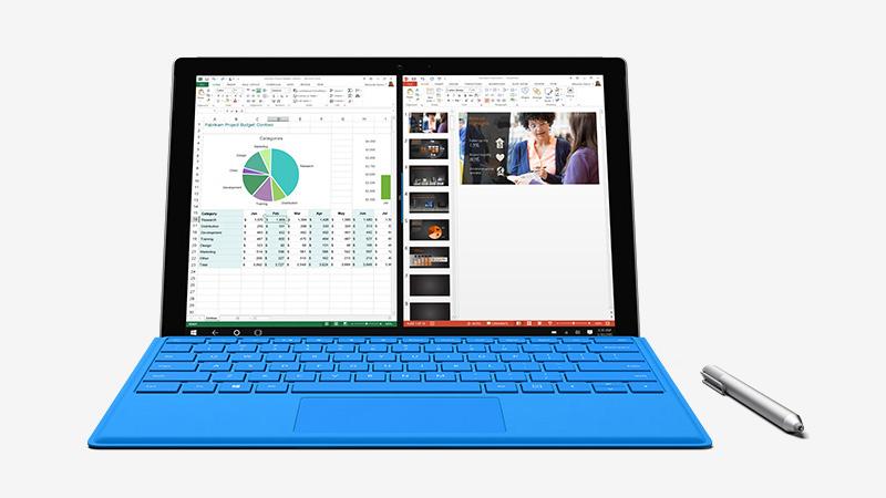 mua Microsoft Surface Pro 4