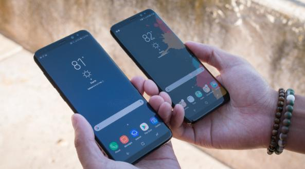 thiet ke Samsung Galaxy A8+ 2018