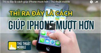 Hướng dẫn cách giải phóng RAM trên iPhone giảm giật lag