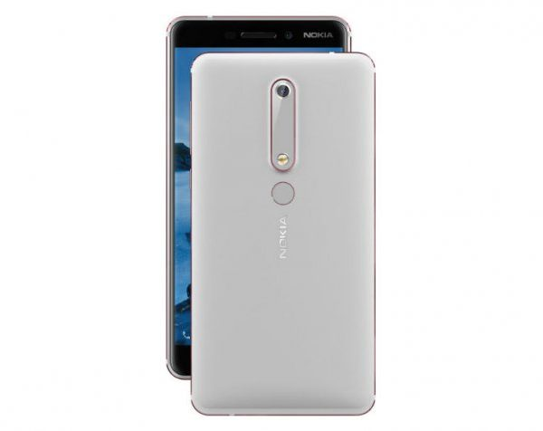 Nokia 6 2018 Chính Hãng, Giá Rẻ tại TPHCM