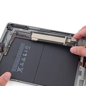 Lỗi không sạc Lỗi IC Nguồn iPad Air