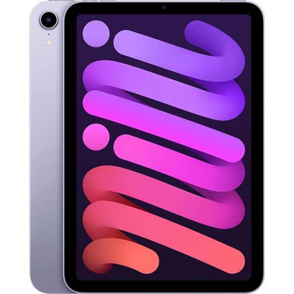 ipad mini 6 wifi màu tím