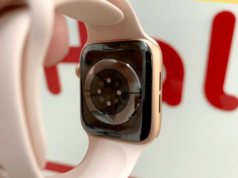 apple watch s6 màu hồng