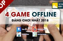 Top 4 game offline mobile