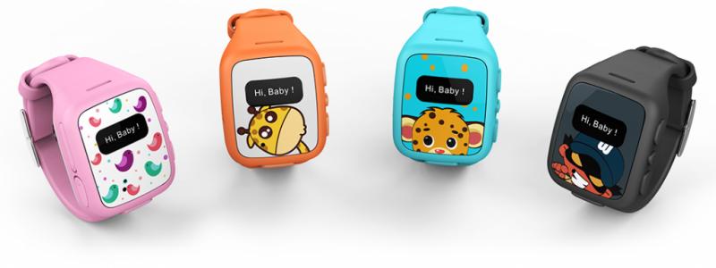 Đồng hồ định vị trẻ em- Sự lựa chọn an toàn cho bé