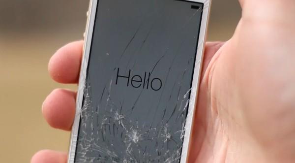 man hinh iphone be nut