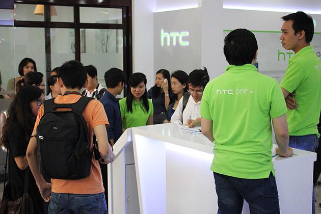 Trung tam bao hanh HTC tphcm
