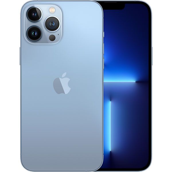 iPhone 13 Pro Max xanh