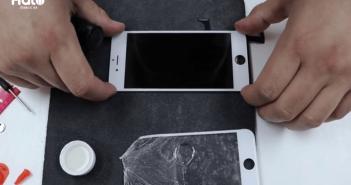 Thay mặt kính cảm ứng cho iphone