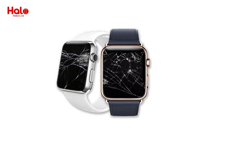thay màn hình cảm ứng apple watch