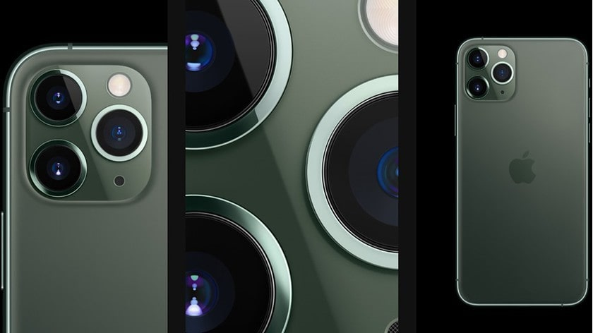 3 camera iphone 11 pro