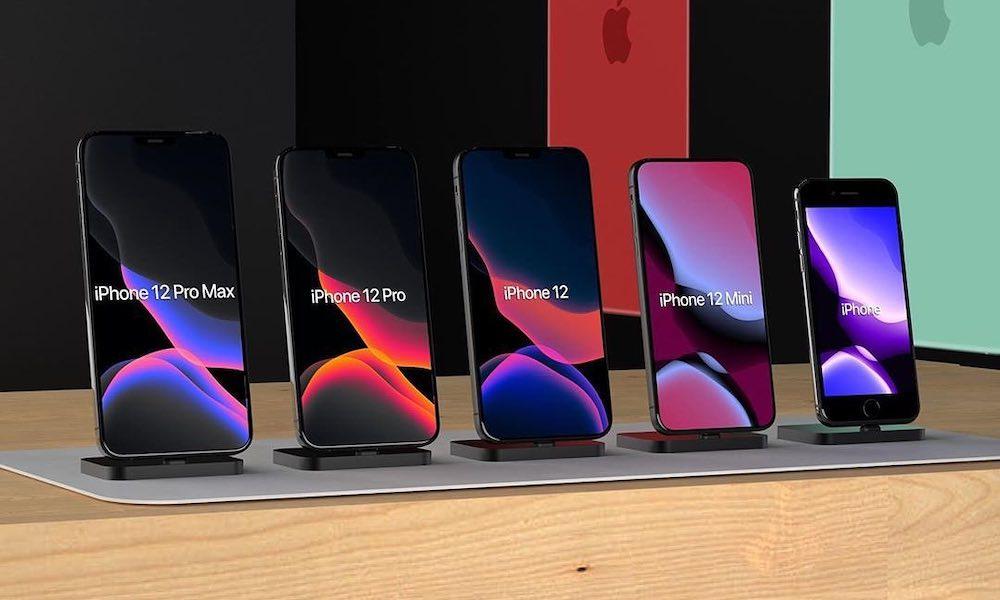 Màn hình iPhone 12 Pro Max