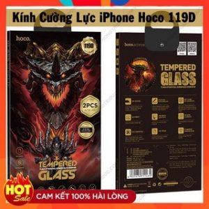 cường lực 119D iphone 12 pro hoco