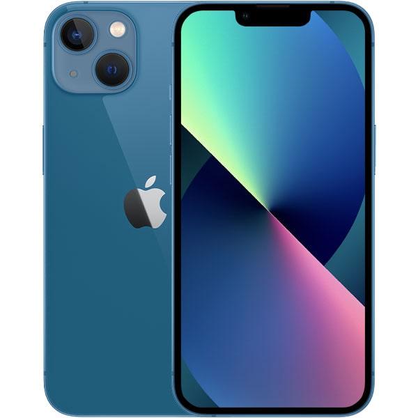 iPhone 13 mini màu xanh